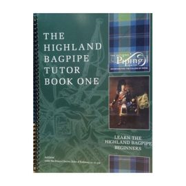Highland-Bagpipe-Tutor-Book 1