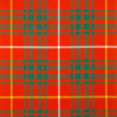 Bruce Ancient Strome HW Tartan
