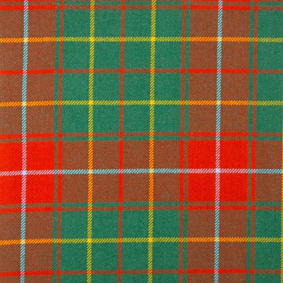 Burnett Ancient Strome HW Tartan