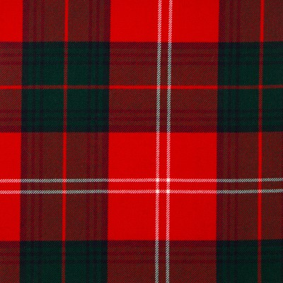 Chisholm Red Modern Braeriach MW Tartan