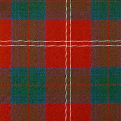 Chisholm Red Ancient Strome HW Tartan
