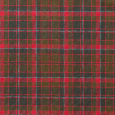 Cumming Htg Weathered Reiver LW Tartan