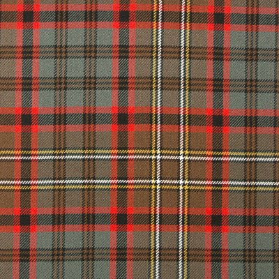 Cunningham Hunting Weathered Strome HW Tartan