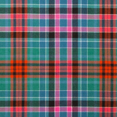 Gordon Red Ancient Reiver LW Tartan