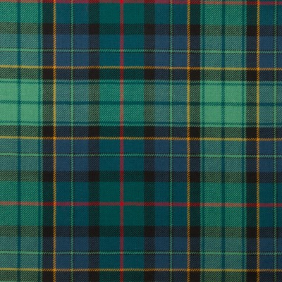 Leinster Green Irish Reiver LW Tartan