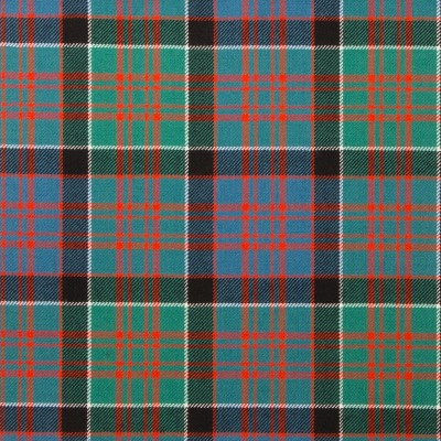MacDonald of Clanranald Ancient Reiver LW Tartan