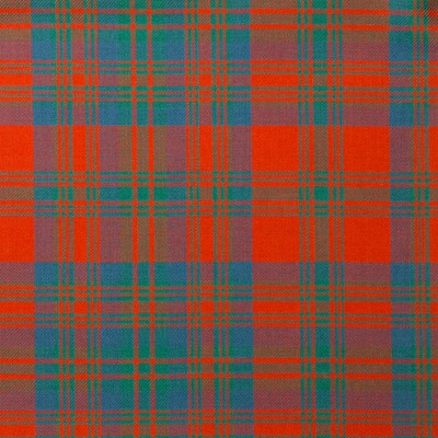Matheson Red Ancient Reiver LW Tartan