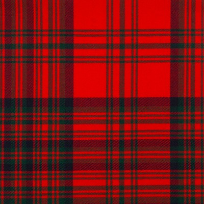 Matheson Red Modern Braeriach MW Tartan