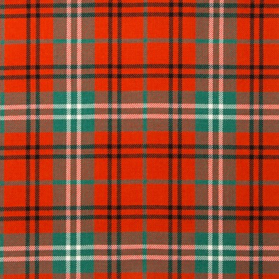 Morrison Red Ancient Reiver LW Tartan