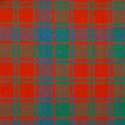 Robertson Red Ancient Braeriach MW Tartan