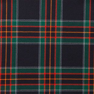 Royal Canadian Mounted Police Reiver LW Tartan