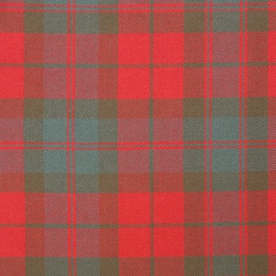 Fraser Weathered Strome HW Tartan
