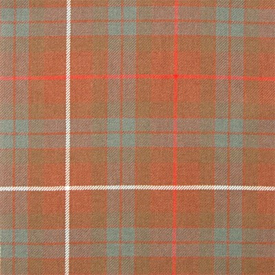 Fraser Hunting Weathered Strome HW Tartan