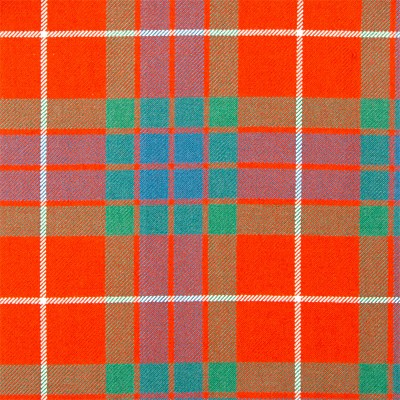 Fraser Red Ancient Strome HW Tartan