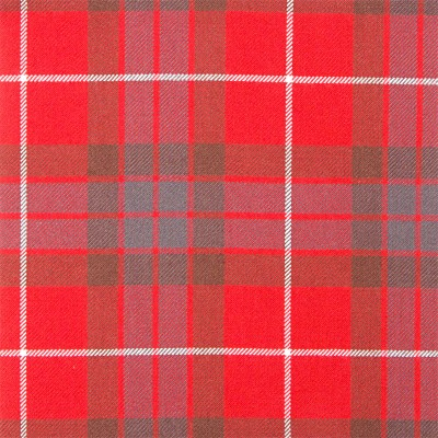 Fraser Red Weathered Strome HW Tartan