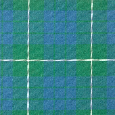 Hamilton Green Ancient Strome HW Tartan