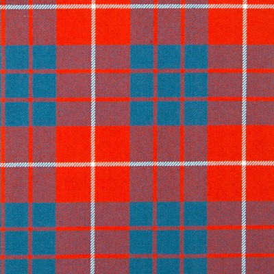 Hamilton Red Ancient Strome HW Tartan