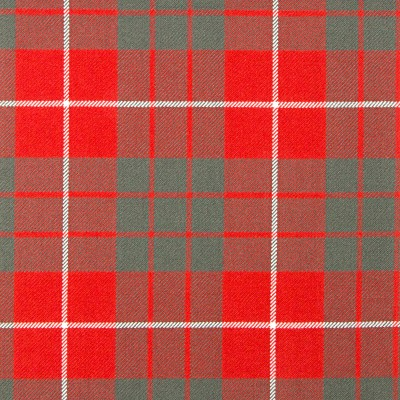 Hamilton Red Weathered Strome HW Tartan