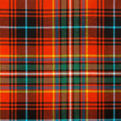 Innes Red Ancient Strome HW Tartan