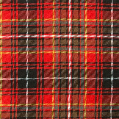 Innes Red Weathered Strome HW Tartan