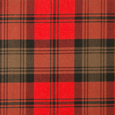 Kerr Weathered Strome HW Tartan