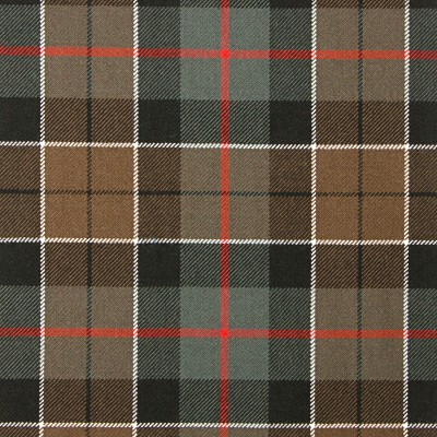 Leslie Green Weathered Strome HW Tartan