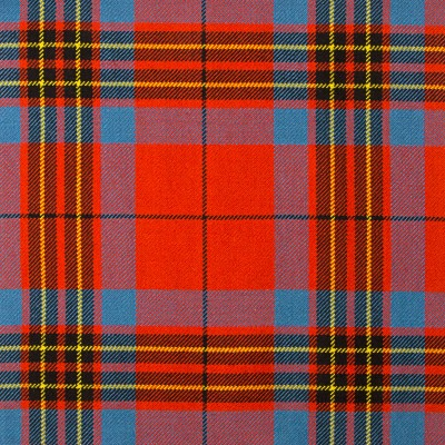 Leslie Red Ancient Strome HW Tartan