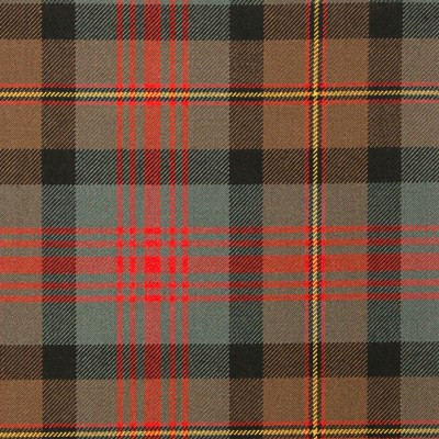 Logan Weathered Strome HW Tartan