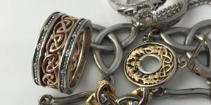 Celtic Rings & Jewelry