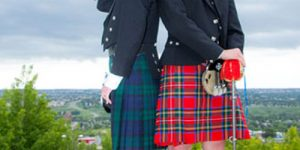 Kilts, Jackets & Accessories